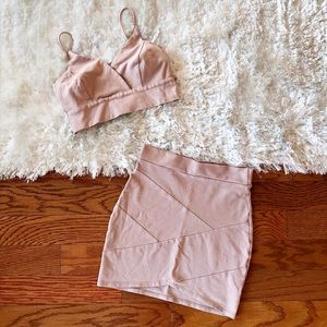 Fashion Nova 2pc set sz small